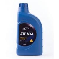 Трансміссійна олива Hyundai ATF MX4, 1 л