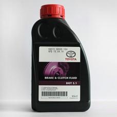 Тормозная жидкость Toyota DOT-5.1 Brake & Clutch Fluid 0,5 л