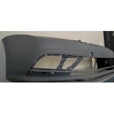 Бампер передний Volkswagen Jetta 2011-2014 голый лицензия