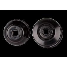 """Съемник масляного фильтра """"чашка"""" 14гран/84mm, для BENZ OM642 CDI."""