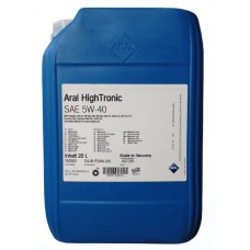 Моторное масло Aral HighTronic 5W-40 20 л