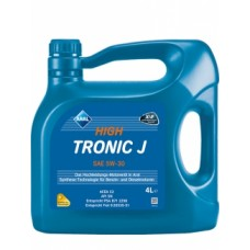 Моторное масло Aral High Tronic J 5W-30 4 л