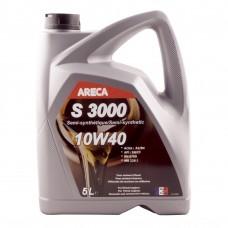 Моторное масло ARECA S3000 10W-40 5 л