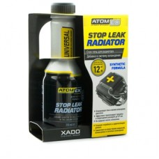 Стоп-течь радиатор Stop Leak Radiator Atomex 250 мл. (ХА 40813)