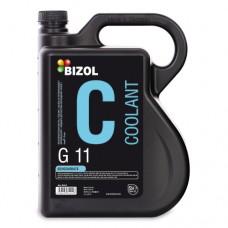 Антифриз BIZOL Coolant G11 concentrate 5 л
