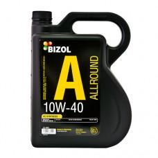 Моторное масло BIZOL Allround 10W-40 5 л