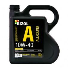 Моторное масло BIZOL Allround 10W-40 4 л