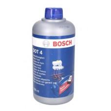 Тормозная  жидкость DOT 4 BOSCH 0,5 л