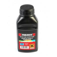 Тормозная  жидкость DOT 4 FERODO 0,5 л