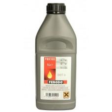 Тормозная  жидкость DOT 4 FERODO 1 л