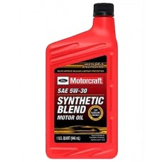 Моторное масло Ford Motorcraft Synthetic Blend Motor Oil 5W-30 0.946л