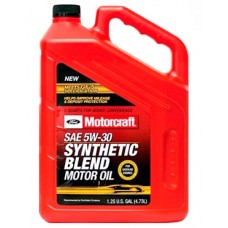 Моторное масло Ford Motorcraft Synthetic Blend Motor Oil 5W-30 4,73л
