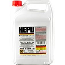 Антифриз Hepu G12 красный концентрат  5 л