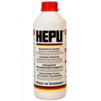 Антифриз Hepu G12 красный концентрат 1,5 л