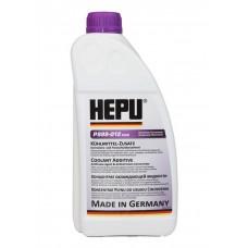 Антифриз Hepu G12 plus фиолетовый концентрат 1,5 л