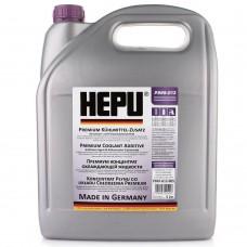Антифриз Hepu G13 фиолетовый концентрат 5 л