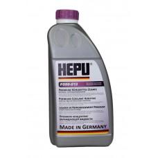 Антифриз Hepu G13 фиолетовый концентрат 1,5 л