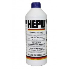 Антифриз Hepu G11 синий концентрат 1,5 л