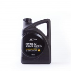 Моторное масло Hyundai Premium Gasoline 5W-20 4 л