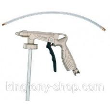 """Пистолет для антикора A/206 11/A, под стандартную емкость, соед. """"байонет"""" 1/4"""" нар., в комплекте со"""