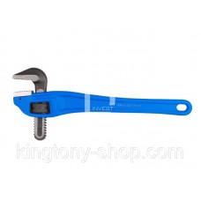 """Алюминиевый коленчатый трубный ключ. 90°. длина 14""""."""
