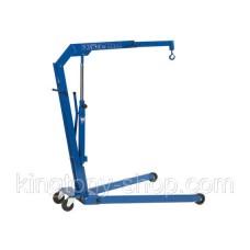 Кран гидравлический подкатной для снятия двигателя грузоподъемность 550 кг