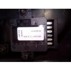 Кнопка регулировки сиденья Audi A6 (C7) 2011-2014