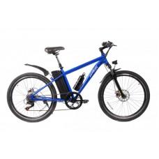 Электрический велосипед Maxxter MTB (blue)