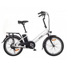 Электрический велосипед Maxxter CITY LITE (white)