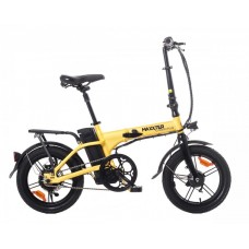 Электрический велосипед Maxxter URBAN PLUS (yellow-black)