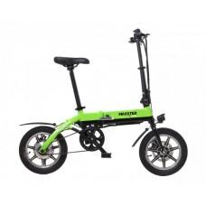 Электрический велосипед Maxxter MINI (black-green)