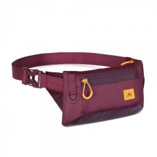 RIVACASE 5311 красная сумка на пояс