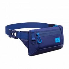 RIVACASE 5311 синяя сумка на пояс