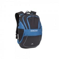 RIVACASE 5225 черно-синий рюкзак  для ноутбука 15.6 дюймов.