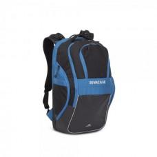 RIVACASE 5265 черно-синий рюкзак  для ноутбука 17.3 дюймов.