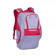 RIVACASE 5265 серо-красный рюкзак  для ноутбука 17.3 дюймов.