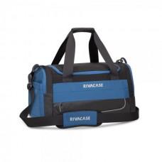RIVACASE 5265 черно-синяя дорожня сумка 30 литров