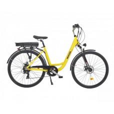 Електричний велосипед Maxxter CITY Elite (yellow)