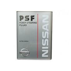 Жидкость ГУР Nissan PSF 4л (KLF5000004)