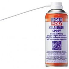 Спрей для ремней Liqui Moly Keilriemen-Spray 400 мл