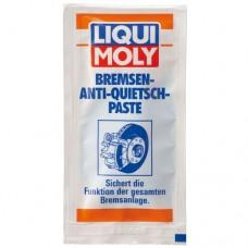 Смазка для суппортов Liqui Moly Bremsen-Anti-Quietsch-Paste 10 мл