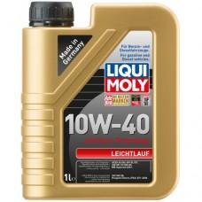 Моторное масло Liqui Moly Leichtlauf 10W-40 1 л