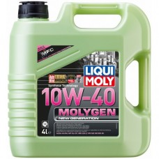 Моторное масло Liqui Moly Molygen 10W-40 4 л