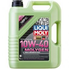 Моторное масло Liqui Moly Molygen 10W-40 5 л