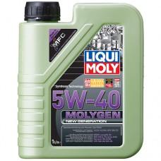 Моторное масло LIQUI MOLY Molygen 5W-40 1 л