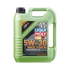 Моторное масло LIQUI MOLY Molygen New Generation 5W-30 5 л