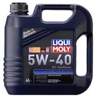 Моторное масло Liqui Moly Optimal Synth 5W-40 4 л