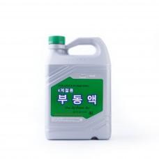 Антифриз-концентрат Hyundai Long Life Coolant зеленый 4 л