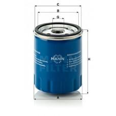 Масляный фильтр MANN W 712/15