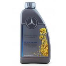 Моторное масло Mercedes Benz Genuine Engine Oil MB 229.3 5W40 1 л